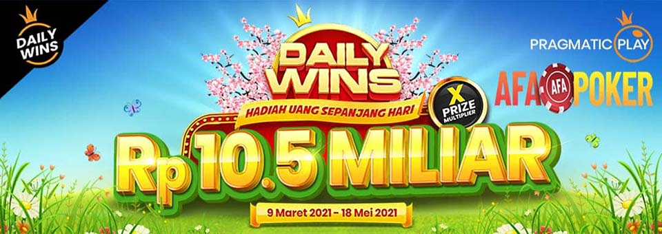 PROMO SPRING FORTUNE AFAPOKER